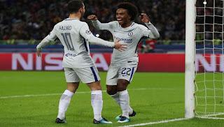 Chelsea Lolos ke Babak 16 Besar Gasak Qarabag 4-0