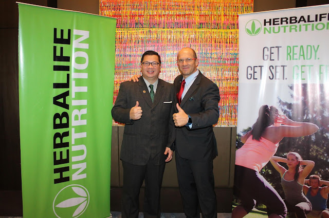 Herbalife Nutrition At Work Survey