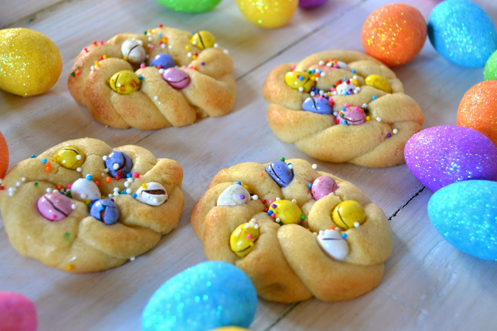 'Italian Easter Bread' Cookies