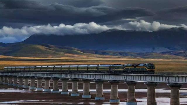 青藏鐵路搶票攻略