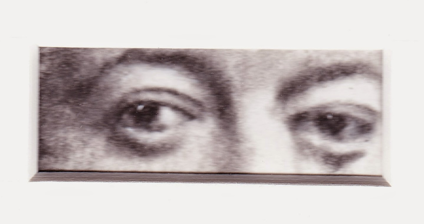 Eyes of Diego Rivera by F. Lennox Campello