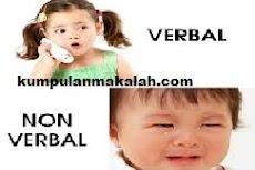 Pengertian dan Contoh Komunikasi Verbal dan Non Verbal
