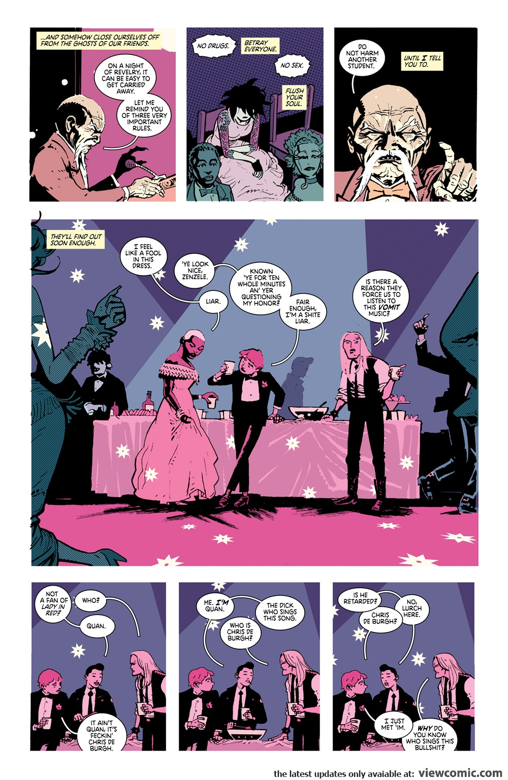 Deadly Class 022 (2016)  | Vietcomic.net reading comics online for free