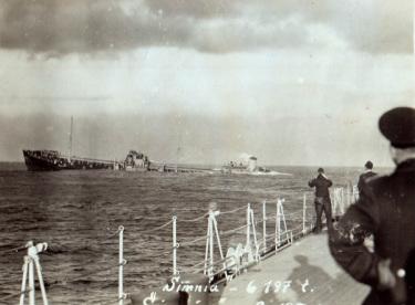 15 March 1941 worldwartwo.filminspector.com Gneisenau Simnia sinking