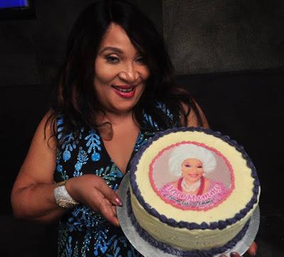 Nollywood veteran Ngozi Nwosu celebrates 55th birthday