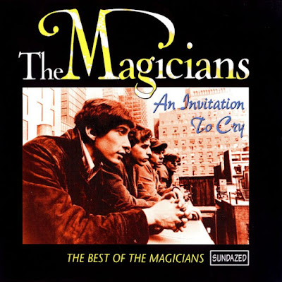 The Magicians - An Invitation To Cry (The Best Of The Magicians)