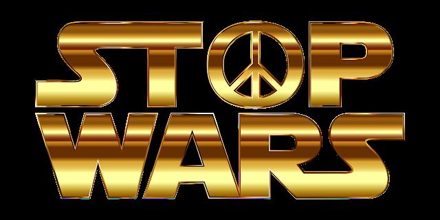 Vamos a para todas las Guerras de una vez por todas.