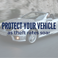 Protect Your Vehicle as Theft Rates  Soar