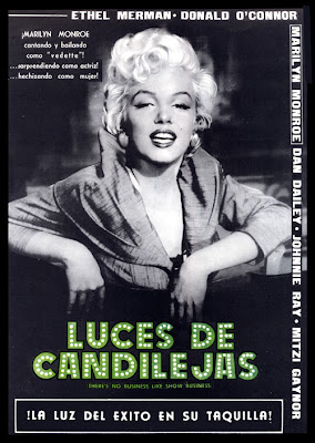 Luces de candilejas (1954) Descargar y ver Online Gratis