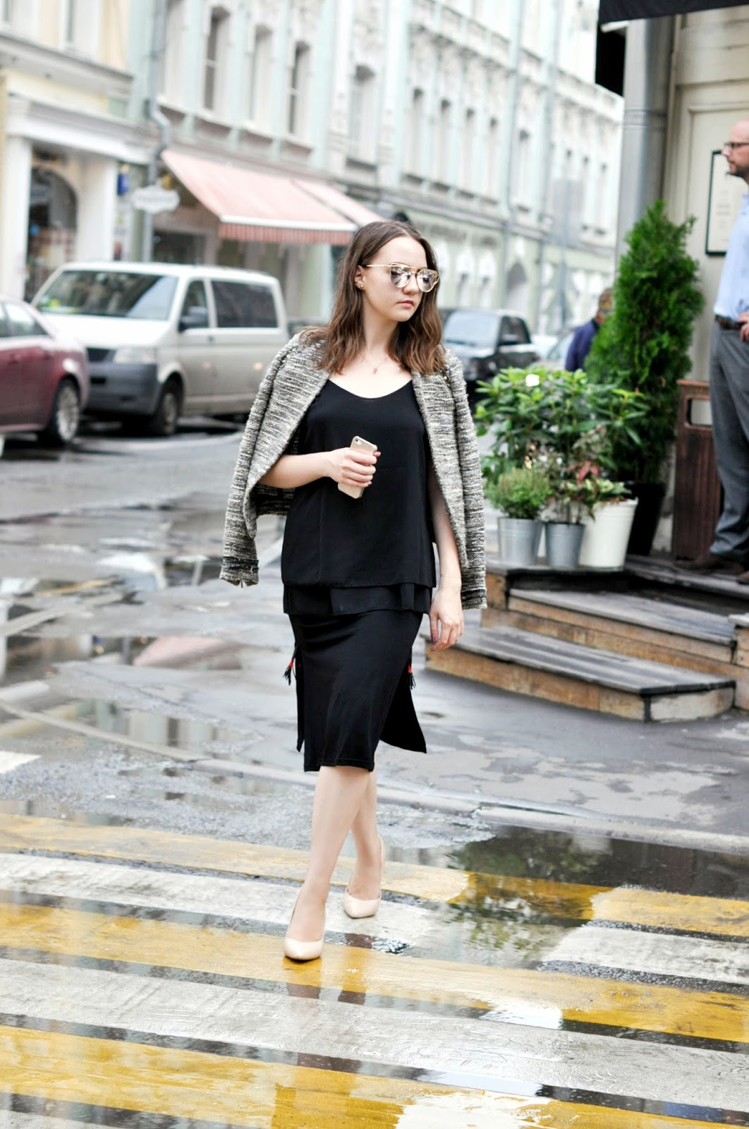 Street Style   Moscow   Blogger