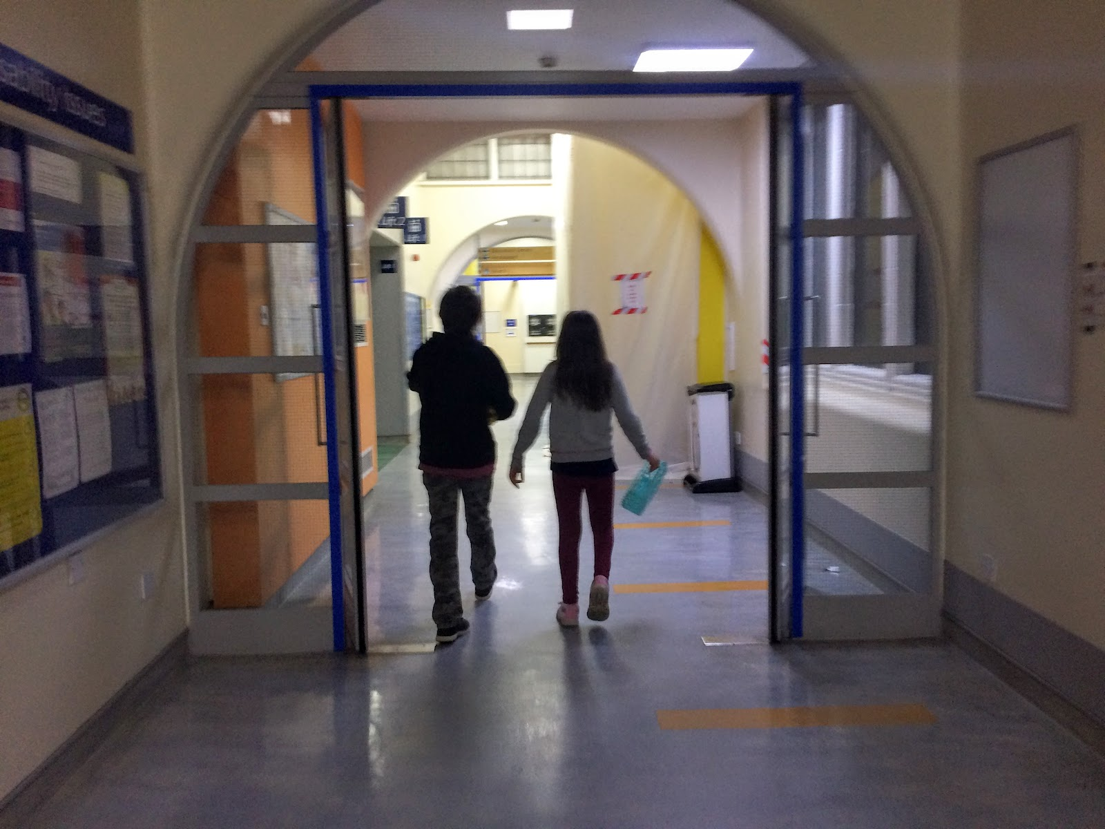 , Birmingham Part 3 – The First Day in Hospital