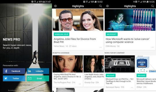 Download Microsoft News Pro Apk Full Version Terbaru