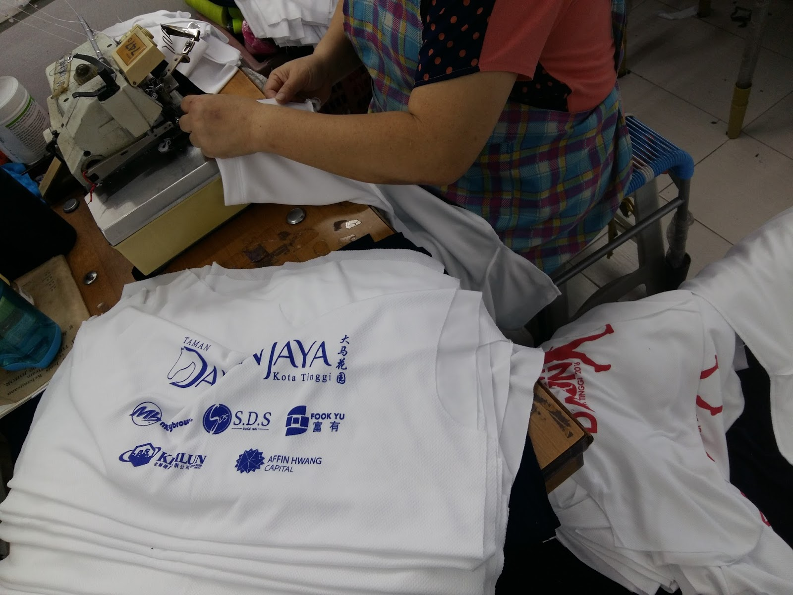 As one of malaysia leading t shirt printing supplier for T shirt supplier wholesale malaysia