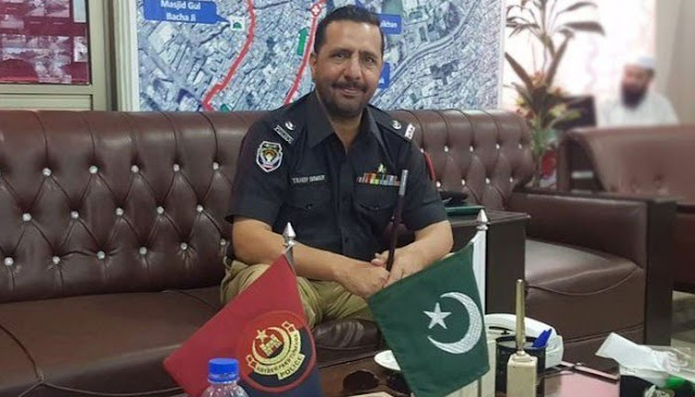Afghanistan government confirms martyrdom of SP Tahir Khan Dawar