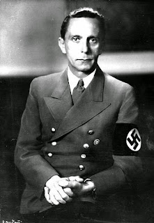 Joseph Goebbels, Reich Minister of Propaganda