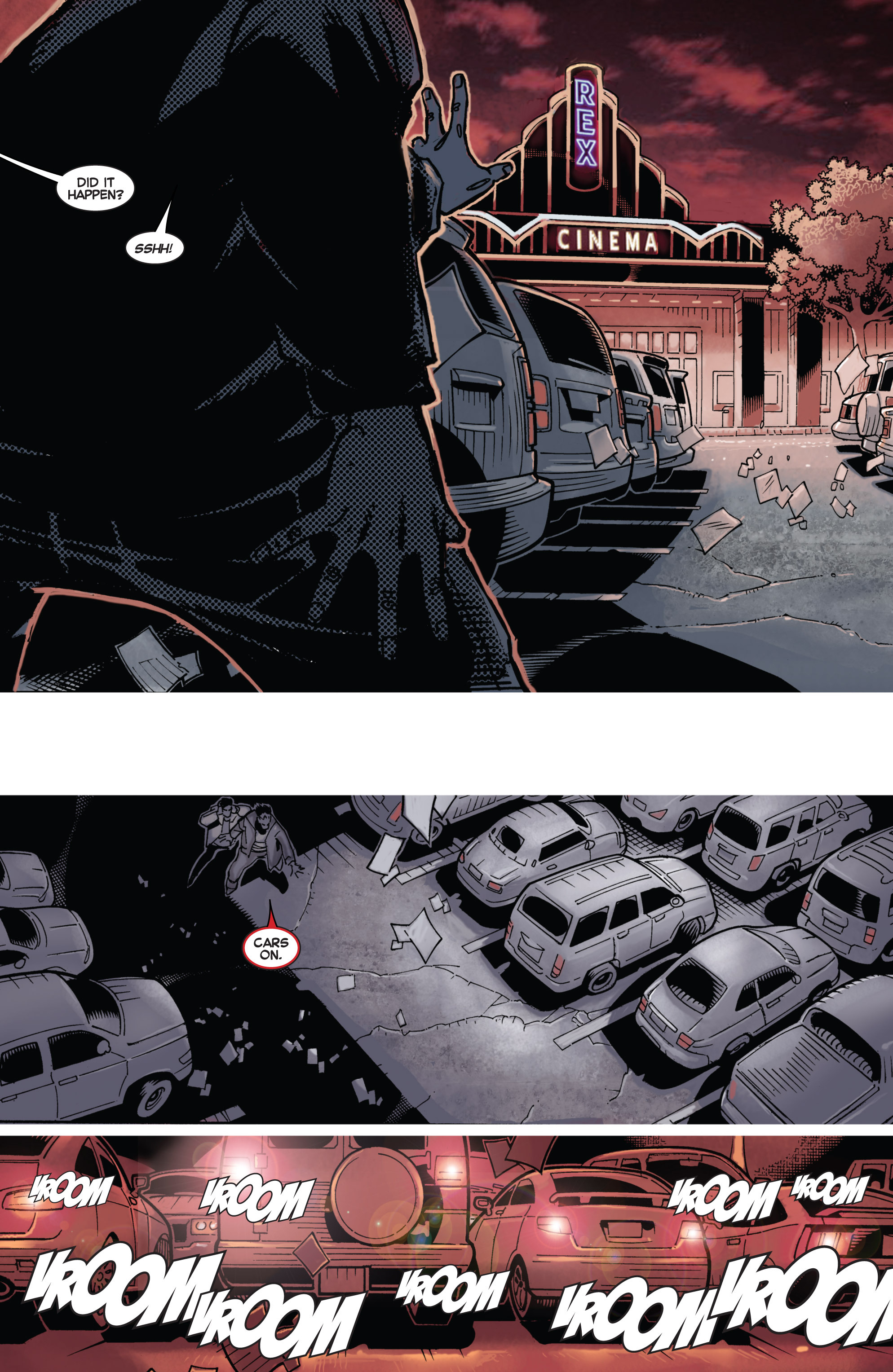 Read online Uncanny X-Men (2013) comic -  Issue # _TPB 2 - Broken - 46