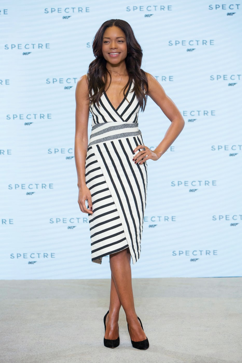 James Bond 007 SPECTRE: Naomie Harris ist Eve Moneypenny