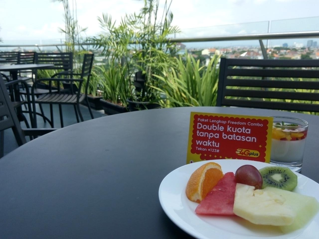 Indosat Ooredoo Freedom Combo Memberikan Kamu Kebebasan Dunia Kuota L Sebelum Masuk Ke Xxi Garden Cafe Untuk Makan Siang Bersama Undangan Yang Lainnya Seperti Biasa Semua Diminta Registrasi Terlebih Dahulu