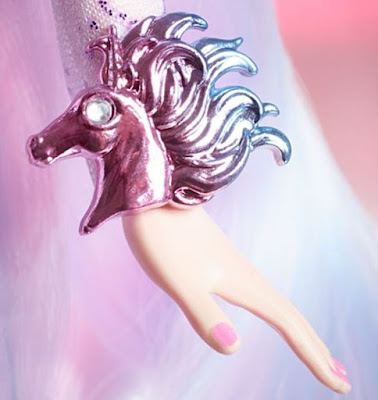 Аксессуары к барби Mythical Muse Series Unicorn
