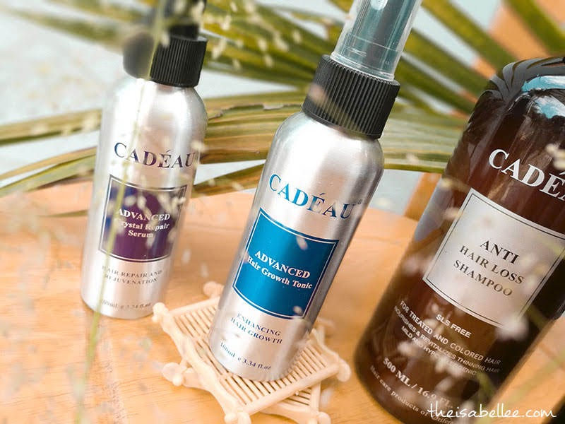 Cadeau Anti Hair Loss Shampoo Review