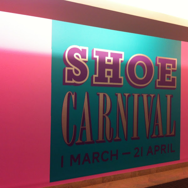 Roll Up, Roll Up to The Shoe Carnival @ Selfridges