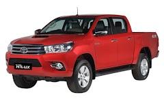 Perfoma Mesin Gahar Toyota Hilux Double Cabin Generasi Baru