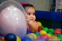 Fotografia de Aniversário Infantil de 1 Ano a Mari em Mogi das Cruzes - São Paulo -SP