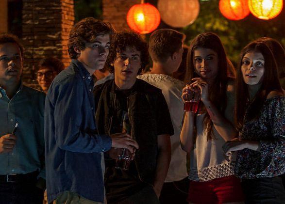 """Tv: la serie """"Baby"""" debutterà su Netflix dal 30 novembre"""