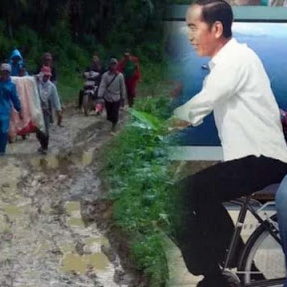 Bupati Pandeglang Beli Mobil Rp1,9 M, Sementara Warganya Ditandu Sarung Pergi Berobat