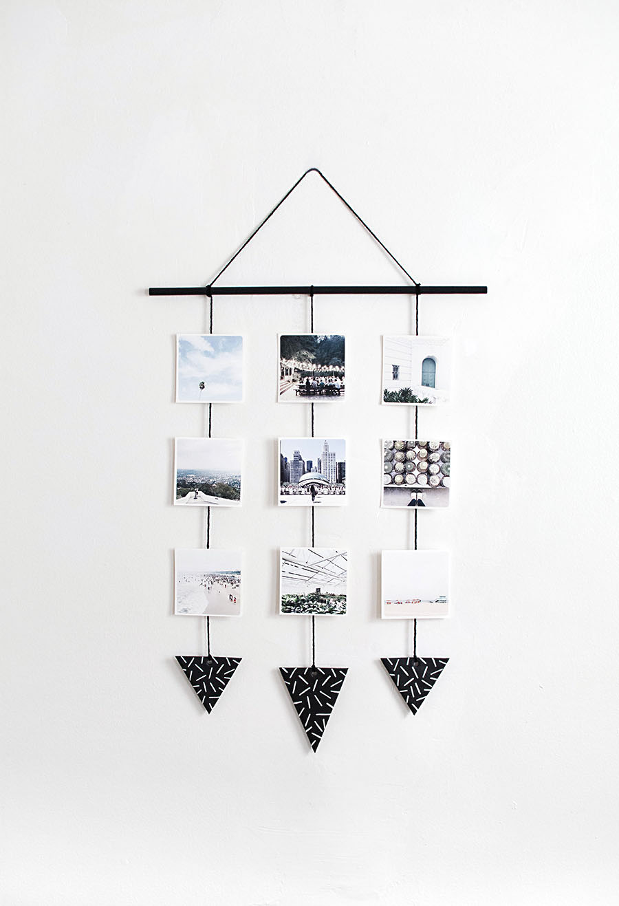 i ve said multiple times how much i love wall hangings and i dig this one for how it serves a function while still being decorative