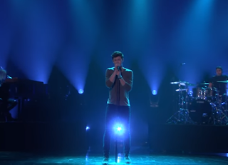 A Clip Of Shawn Mendes Amazing Performance For His Song 'Mercy'On Ellen Show