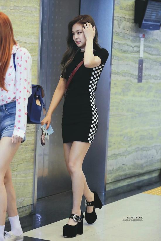 Blackpink Jennie Fashion - Official Korean Fashion