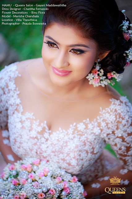 Maneesha Chanchala Bridal Photoshoot Sri Lanka Hot