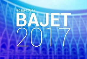 HASIL PEMBENTANGAN BAJET 2017, BAJET 2017, PEMBENTANGAN BAJET 2017,#BAJET2017
