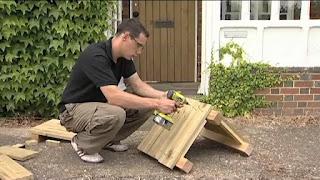 Procedimiento para realizar el macetero de madera para interiores