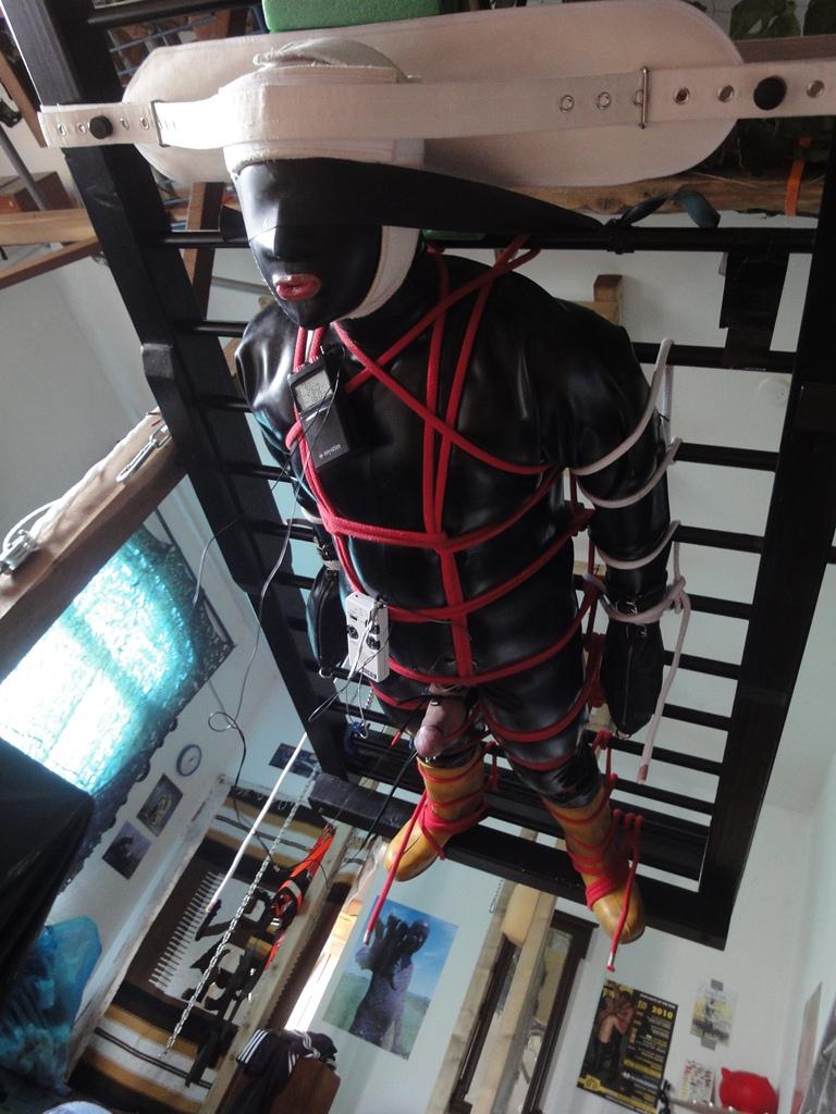 Suspension Bondage Videos