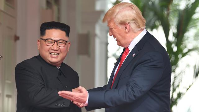 donald trump, kim jong un, jokowi, dunia, presiden