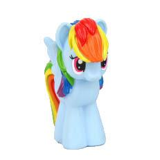 MLP Soft Vinyl Figure Rainbow Dash Figure by Plush Apple