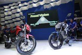 All New Yamaha Vixion dan Vixion R