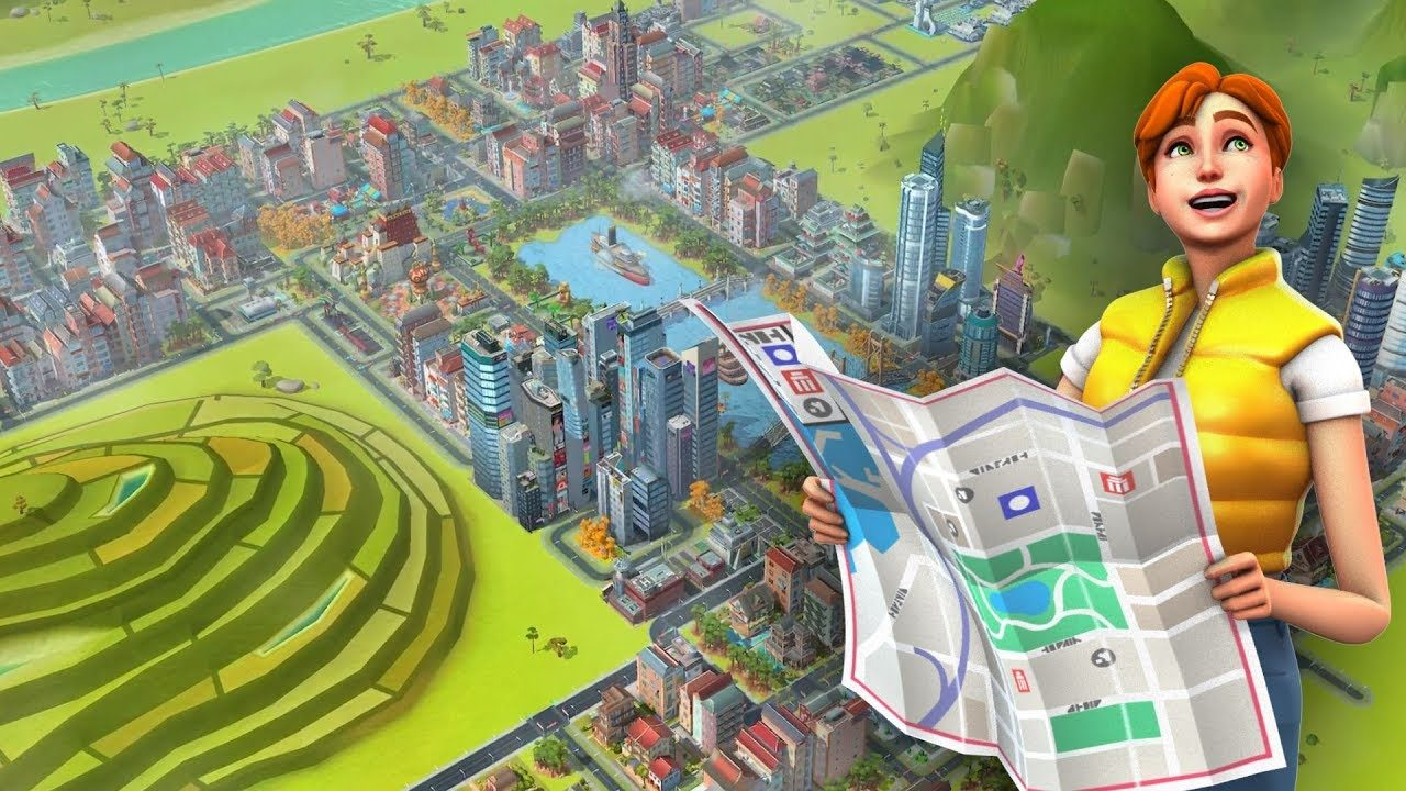 simcity buildit unlimited simoleons