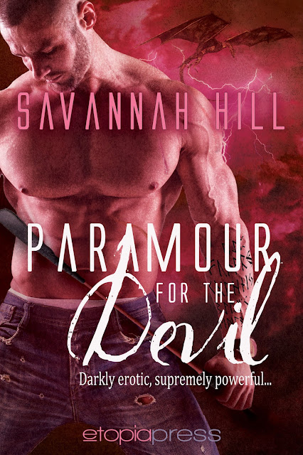 Paramour By The Devil by Savannah Hill