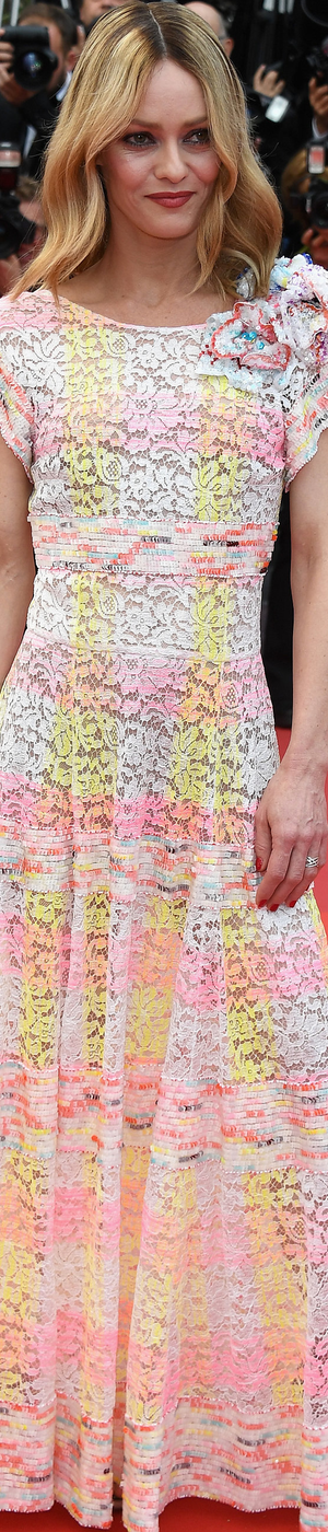 Vanessa Paradis 2016 Cannes Film Festival