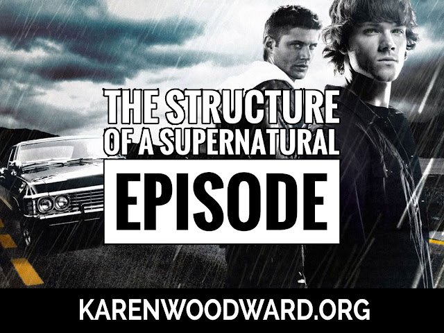 The Structure of a Supernatural Episode