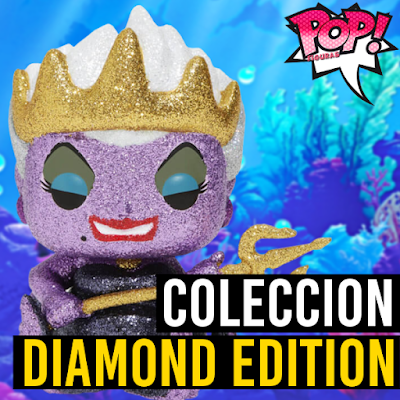 Lista de figuras funko pop de Funko POP Diamond Edition