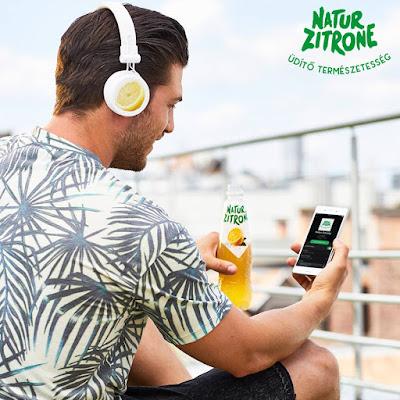 Natur Zitrone MOJO Nyereményjáték