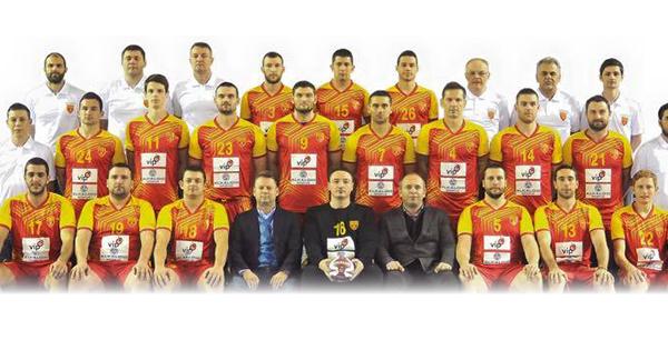 Makedonien mit lösbarer Qualigruppe für Handball EM2018