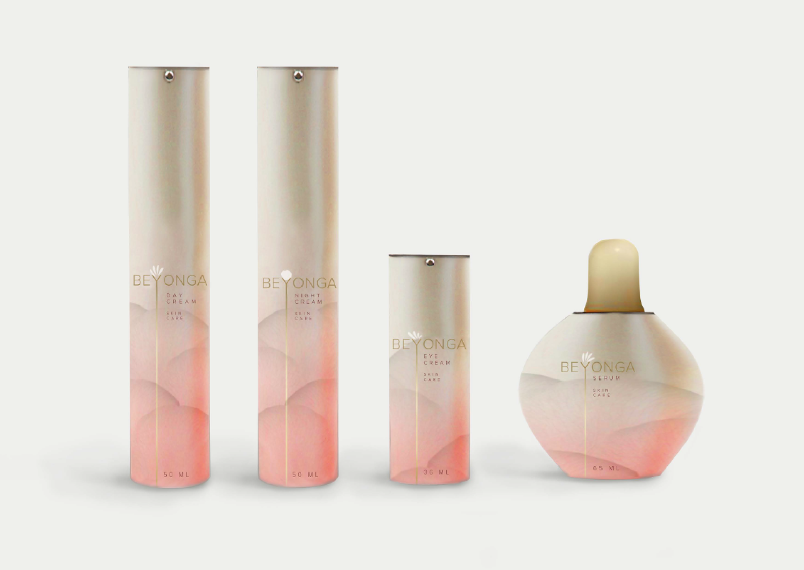 Beyonga Skin Care Student Project On Packaging Of The