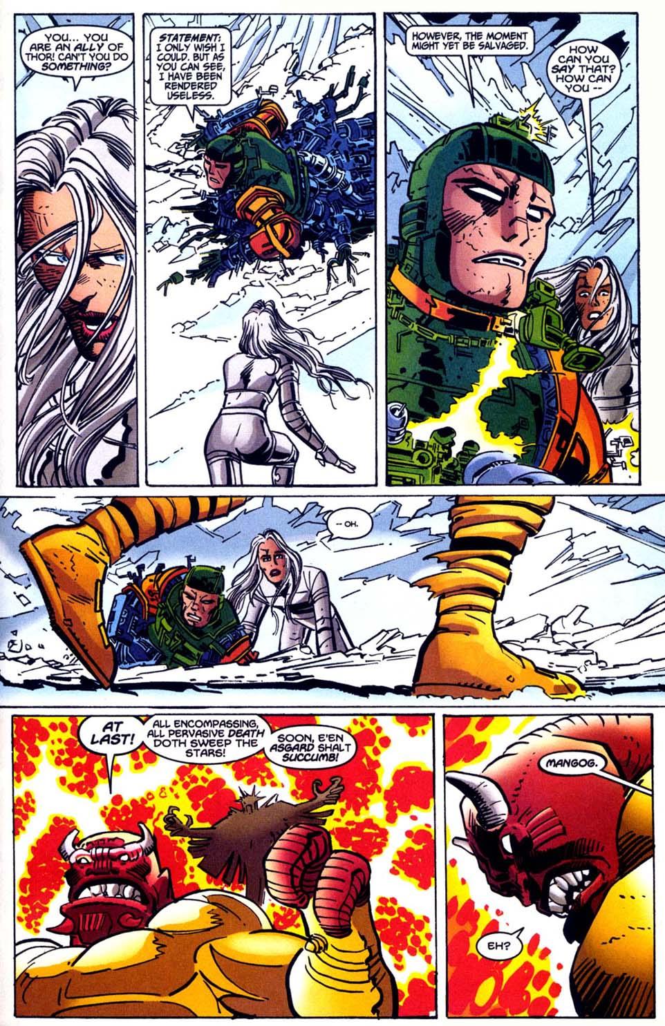 Thor (1998) Issue #25 #26 - English 14