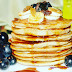 """BREAKFAST IN BED """"BLUEBERRY PANCAKES""""!!!"""