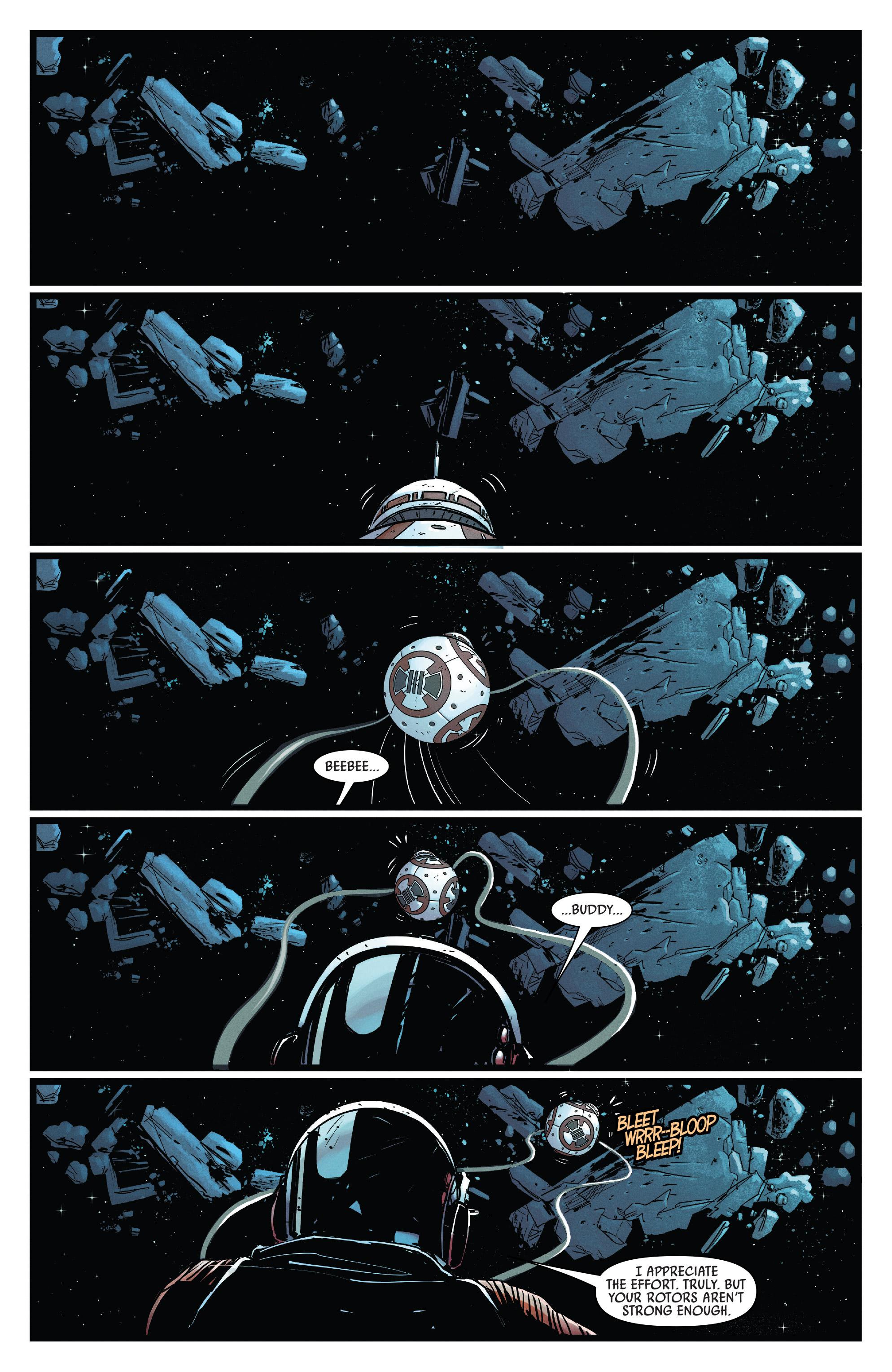 Read online Star Wars: Poe Dameron comic -  Issue # _Annual 1 - 9